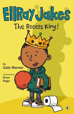 Book Ellray Jakes The Recess King! by Sally Warner