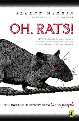 Book Oh Rats!: The Story Of Rats And People by Albert Marrin