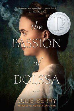 Book The Passion Of Dolssa by Julie Berry