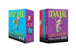 Book Roald Dahl's Whipple-scrumptious Chocolate Box by Roald Dahl