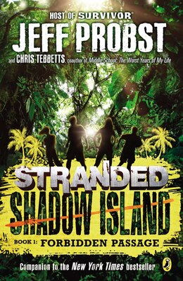Book Shadow Island: Forbidden Passage by Jeff Probst