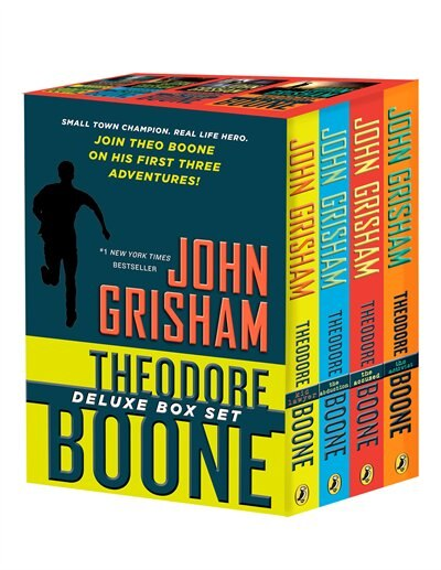 Theodore Boone Box Set by John Grisham