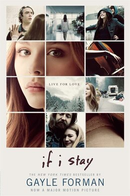 Book If I Stay by Gayle Forman