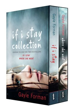 Book If I Stay Collection by Gayle Forman