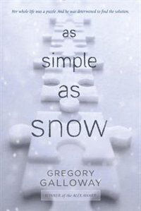 Book As Simple As Snow by Gregory Galloway