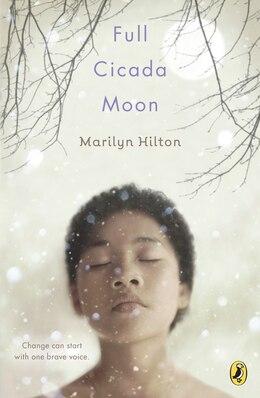 Book Full Cicada Moon by Marilyn Hilton