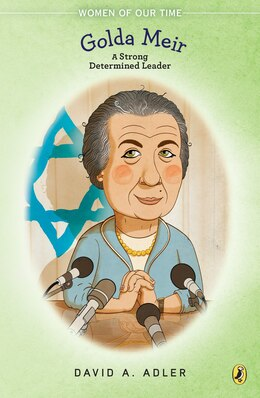 Book Golda Meir: A Strong, Determined Leader by David A. Adler