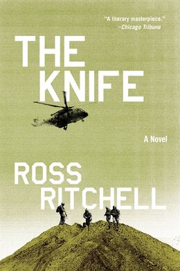 Book The Knife: A Novel by Ross Ritchell