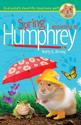 Book Spring According To Humphrey by Betty G. Birney