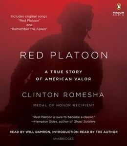 Book Red Platoon: A True Story Of American Valor by Clinton Romesha