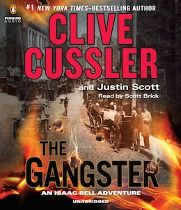 Book The Gangster by Clive Cussler