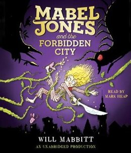Book Mabel Jones And The Forbidden City by Will Mabbitt