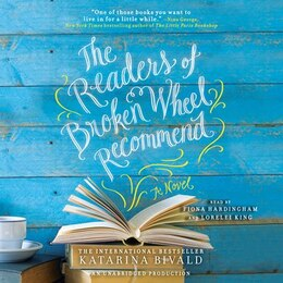 Book The Readers Of Broken Wheel Recommend by Katarina Bivald