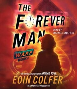 Book Warp Book 3 The Forever Man by Eoin Colfer