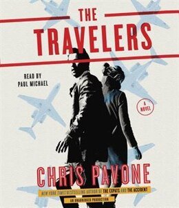 Book The Travelers: A Novel by Chris Pavone