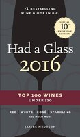 Had A Glass 2016: Top 100 Wines Under $20