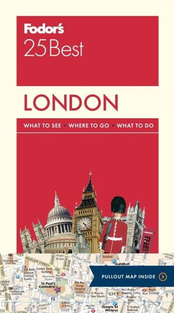 Fodor's London 25 Best by Fodor's Travel Fodor's Travel Guides