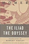 Book Iliad And Odyssey Boxed Set by Bernard Homer