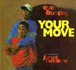 Book Your Move by Eve Bunting