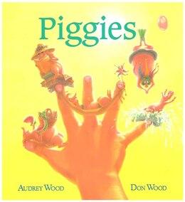 Book Piggies by Audrey Wood