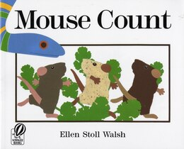 Book Mouse Count by Ellen Stoll Walsh
