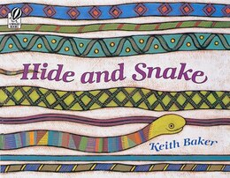 Book Hide and Snake by Keith Baker