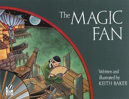 Book The Magic Fan by Keith Baker