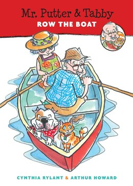 Book Mr. Putter & Tabby Row the Boat by Cynthia Rylant