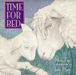 Book Time for Bed by Mem Fox