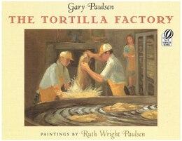 Book The Tortilla Factory by Gary Paulsen