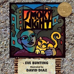 Book Smoky Night by Eve Bunting