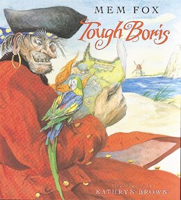 Book Tough Boris by Mem Fox