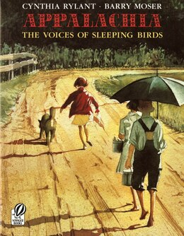 Book Appalachia: The Voices of Sleeping Birds by Cynthia Rylant