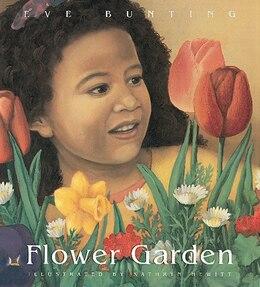 Book Flower Garden by Eve Bunting