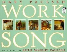 Book Worksong by Gary Paulsen