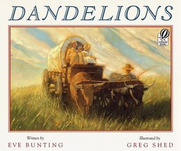 Book Dandelions by Eve Bunting