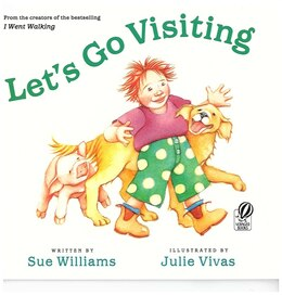 Book Let's Go Visiting by Sue Williams