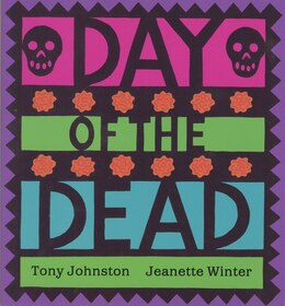 Book Day of the Dead by Tony Johnston