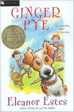 Book Ginger Pye by Eleanor Estes