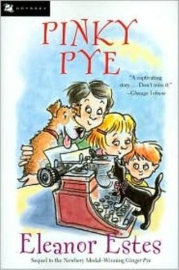 Book Pinky Pye by Eleanor Estes