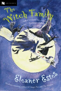 Book The Witch Family by Eleanor Estes