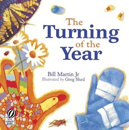 Book The Turning Of The Year by Bill Martin Jr