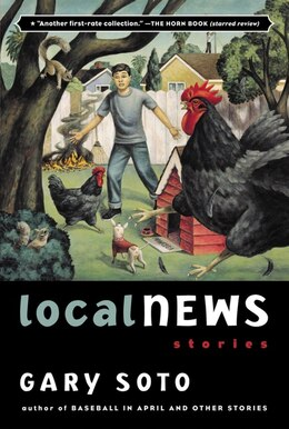 Book Local News: Stories by Gary Soto