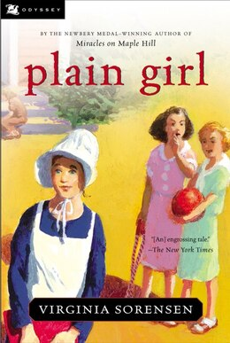 Book Plain Girl by Virginia Sorensen