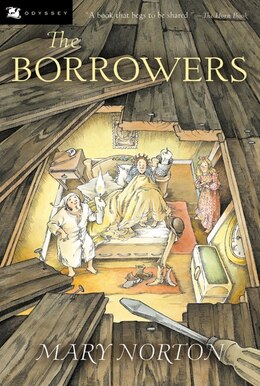 Book The Borrowers by Mary Norton