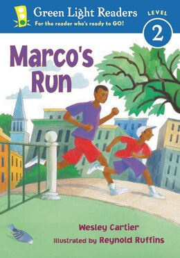 Book Marco's Run by Wesley Cartier