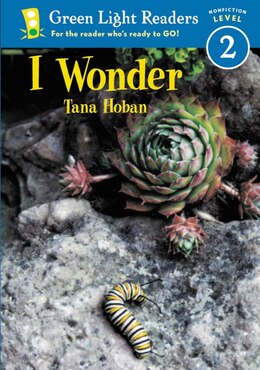 Book I Wonder by Tana Hoban