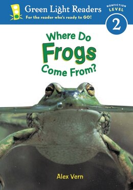 Book Where Do Frogs Come From? by Alex Vern