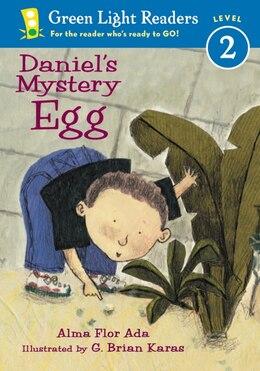 Book Daniel's Mystery Egg by Alma Flor Ada