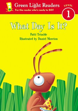 Book What Day Is It? by Alex Moran